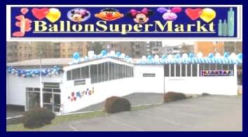 Ballonsupermarkt: Der große Shop für Luftballons bei Dortmund