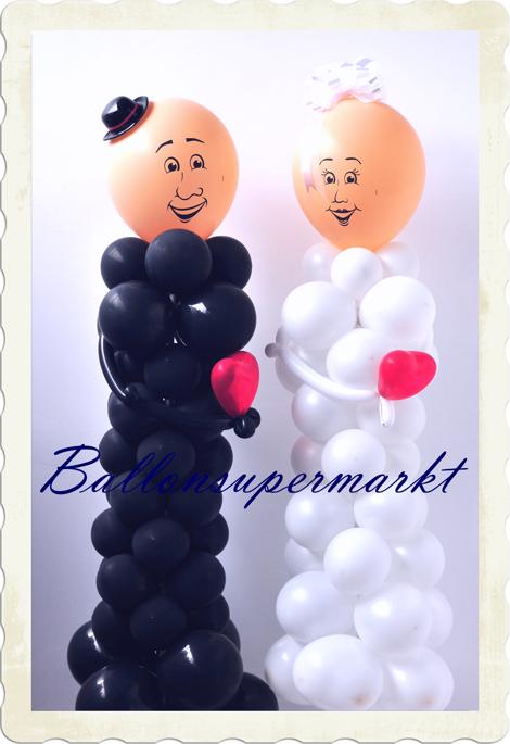 Hochzeitspaar-Luftballons-Hochzeit-im-Trend
