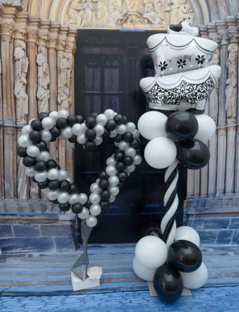 Luftballons zur Hochzeit vom Ballonsupermarkt-Onlineshop