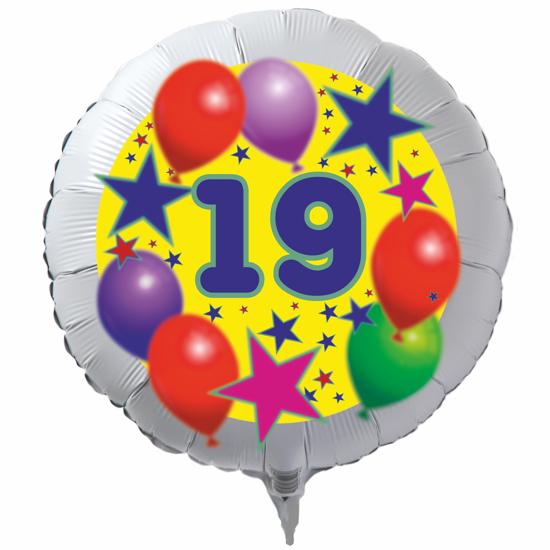 19 Geburtstag
