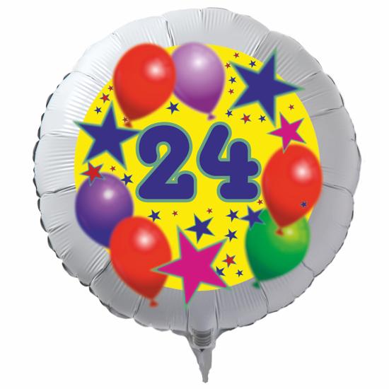 24 Geburtstag