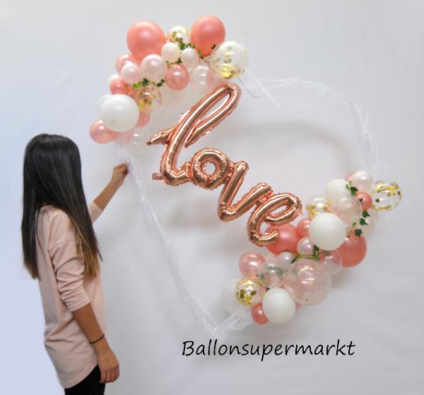 Ballondekoration Hochzeit Hochzeit Ballonsupermarkt Onlineshop De