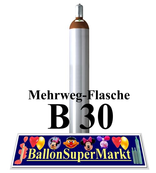 ballongas helium heliumgas 30 liter ballonsupermarkt. Black Bedroom Furniture Sets. Home Design Ideas