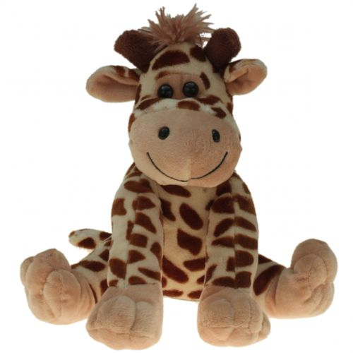 giraffe pl schtier halter f r heliumgef llte luftballons. Black Bedroom Furniture Sets. Home Design Ideas