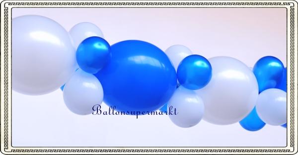 Ballonsupermarkt oktoberfest dekoration for Bayrische dekoration