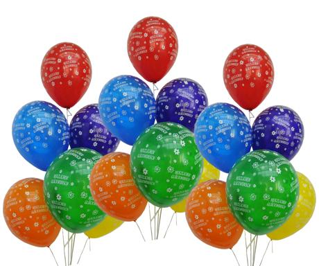 Ballons Helium Sets Maxi Ballons Helium Sets