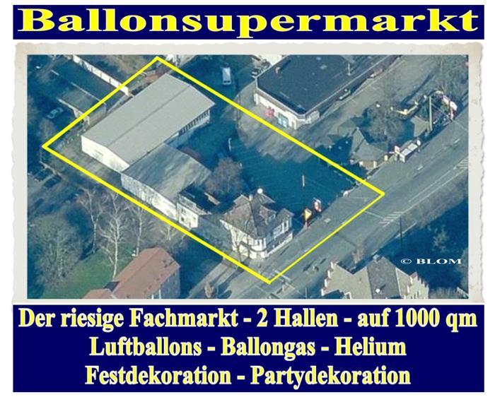 https://www.ballonsupermarkt-onlineshop.de, der Shop auf eintausend Quadratmetern