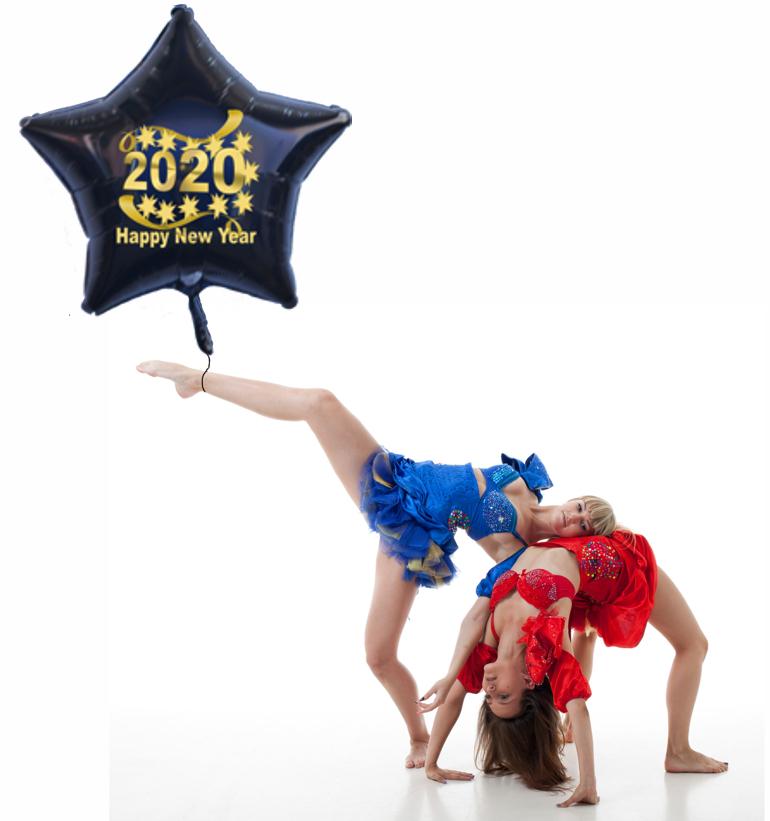 Dekoration-Silvester-Ballonsupermarkt-riesengrosser-Sternballon-2020-Happy-New-Year