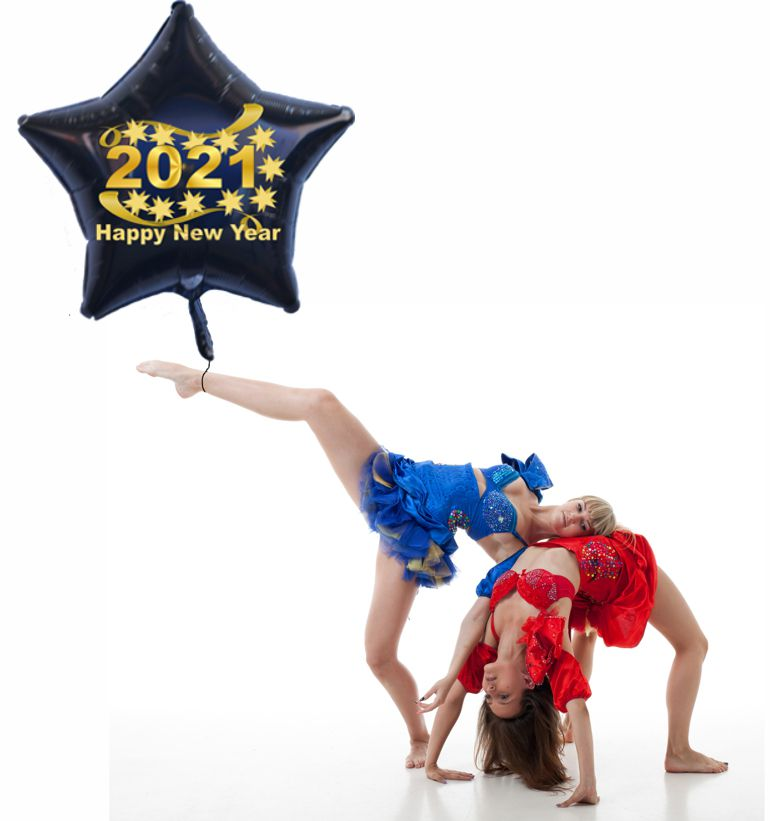 Dekoration-Silvester-Ballonsupermarkt-riesengrosser-Sternballon-2021-Happy-New-Year