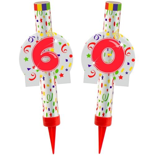Ballonsupermarkt eisfont nen zahl 60 for Dekoration zum 60 geburtstag