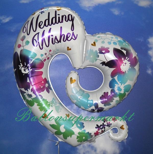 luftballons hochzeitsgeschenk