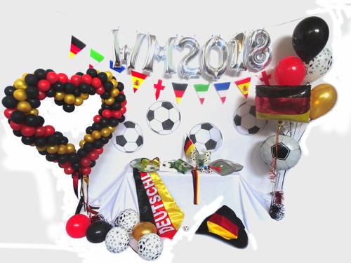 Fussball-WM-2018-Luftballons-und-Dekoration