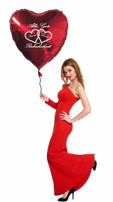 Geschenk-zur-Rubinhochzeit-personalisierter-grosser-Herzluftballon
