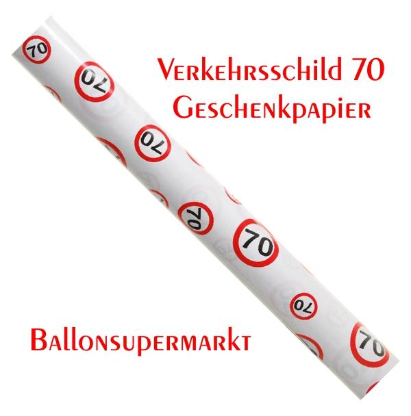 Ballonsupermarkt geburtstag 70 geschenkpapier 70 geburtstag dekoration - Dekoration zum 70 geburtstag ...