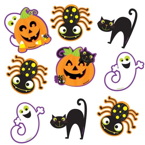Halloween kids xl tischkonfetti dekoration - Tischdekoration halloween ...