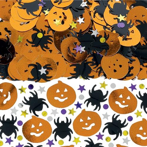 Halloween mix tischkonfetti dekoration tischdekoration - Tischdekoration halloween ...