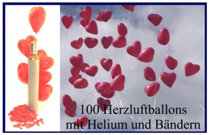 ballonsupermarkt hochzeit herzballons. Black Bedroom Furniture Sets. Home Design Ideas