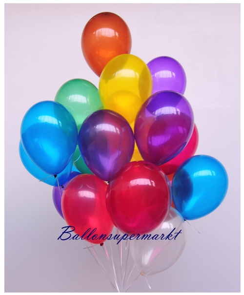 ballonsupermarkt luftballons latex 30cm. Black Bedroom Furniture Sets. Home Design Ideas