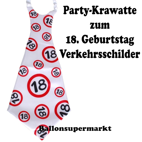 18 geburtstag party gags
