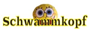 Schwammkopf - Sponge-Bob