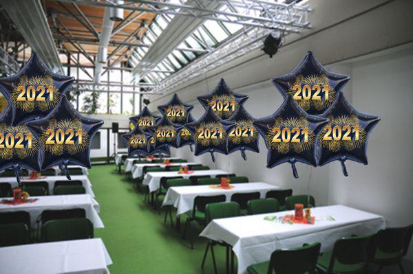 Silvester Dekoration 2021