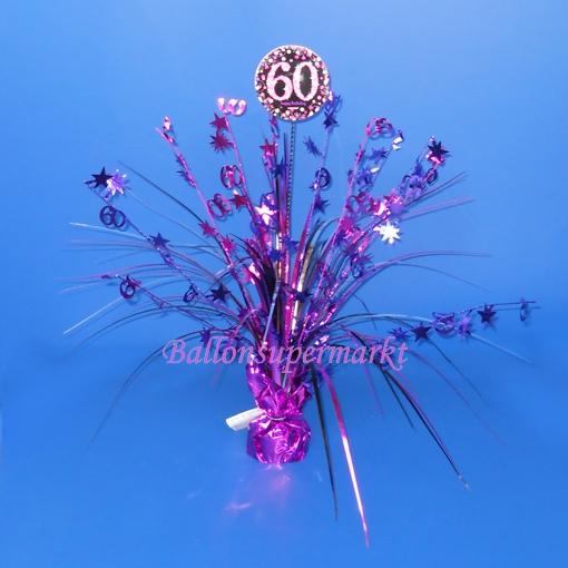 tischst nder pink celebration 60 tischdekoration geburtstag ballonsupermarkt. Black Bedroom Furniture Sets. Home Design Ideas