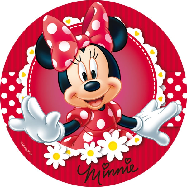 ballonsupermarkt torten dekoration minnie. Black Bedroom Furniture Sets. Home Design Ideas