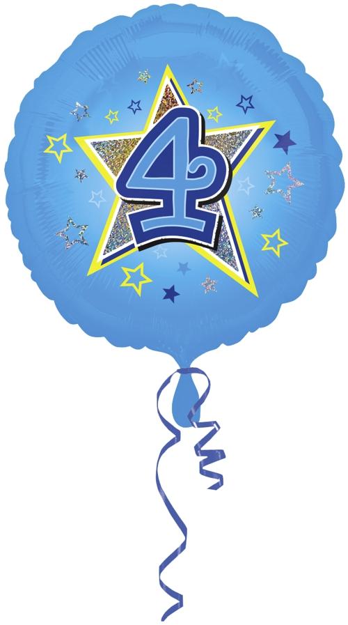 4. Geburtstag Junge