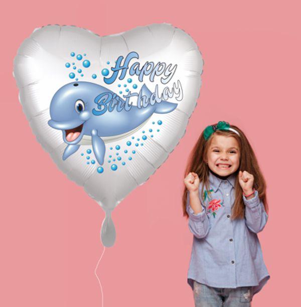 Luftballon Geburtstag Freude