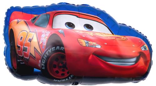 Car McQueen Luftballon, Cars