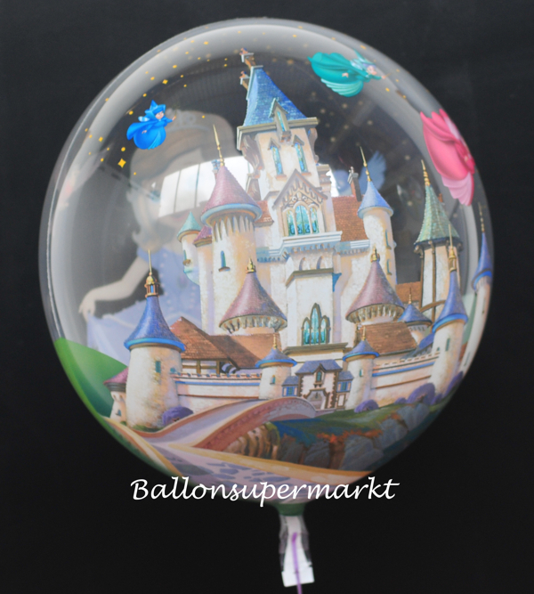 Sofia the First Bubble Luftballon 2. Seite