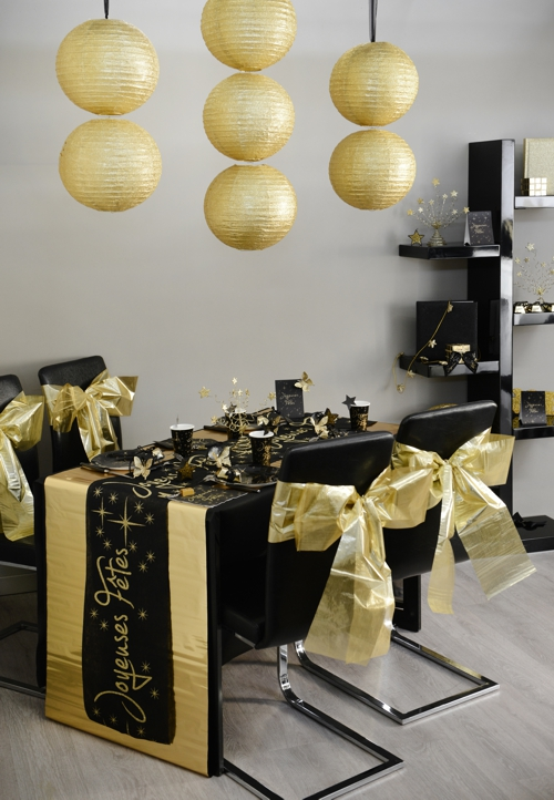 ballonsupermarkt glitzer glanz lampion 30 cm gold silvester dekoration. Black Bedroom Furniture Sets. Home Design Ideas