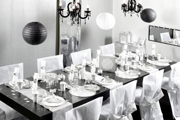 dekoration in silber | möbelideen - Wohnzimmer Deko Silber