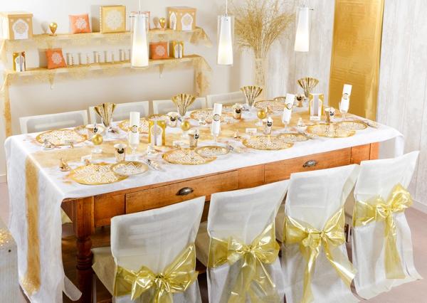 serviettenhalter orientalisch gold 1001 nacht partydekoration mottoparty orient. Black Bedroom Furniture Sets. Home Design Ideas