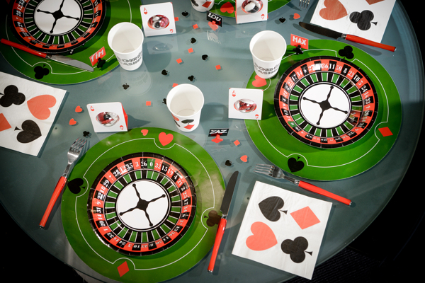 Dekoration Casino