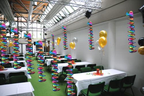 Ballonsupermarkt silvesterdeko swirls 4 - Silvester dekoration ...