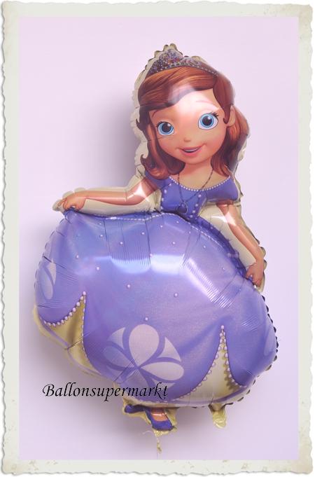 ballonsupermarkt folienballon sofia die erste folienballon ohne ballongas. Black Bedroom Furniture Sets. Home Design Ideas
