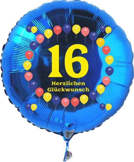 Gratulation Zum 16. Geburtstag