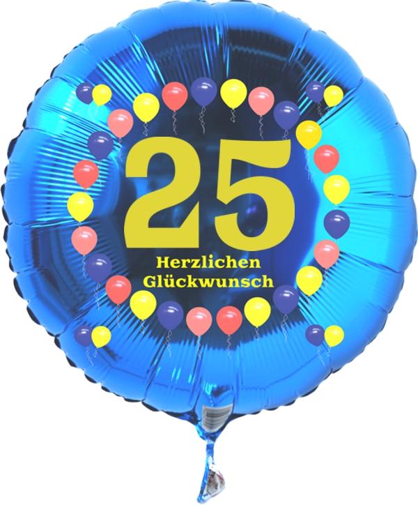 Herzlichen Glückwunsch Zum 25 Geburtstag