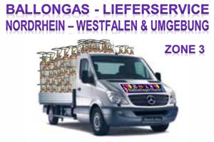 Auslieferung in NRW & Umgebung