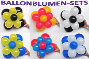 Ballonblumen-Sets