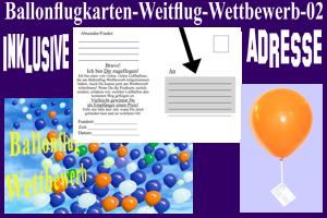 Ballonflugkarte-Weitflug-Wettbewerb-02 inklusive Adressen-Druck