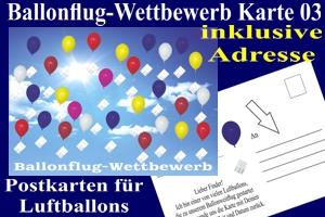 Ballonflugkarten-Weitflug-Wettbewerb-03 inklusive Adressen-Druck