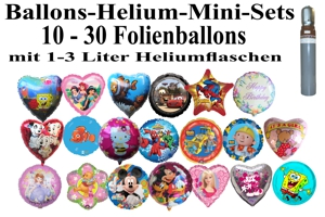 Folienballon - Mini - Sets