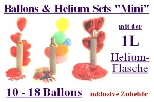 "Ballons & Helium Sets ""Mini"""