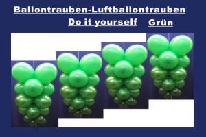 Ballontrauben Standard Grün