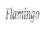 Flamingo Luftballons