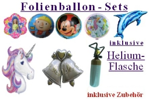 Folienballon - Sets