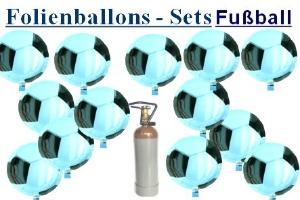 Folienballons Fußball