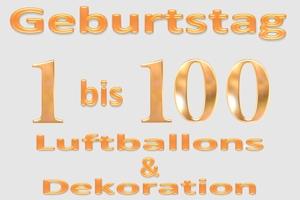 Geburtstage 1 bis 100